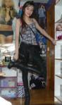 Demi Concert Outfit Edit