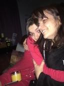 My mom & I!