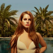 Lana Del Rey auburn hair