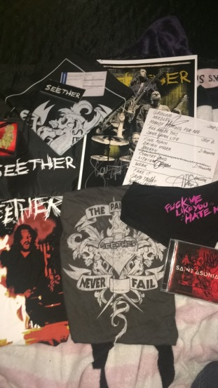 Merchandise Haul