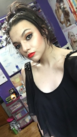 Doll matte lip & Koko face palette