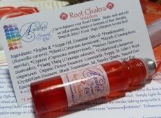 01 - High Vibe Root Chakra Aroma Roll (1)
