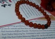 03 - Red Aventurine Diffuser Bracelet (4)