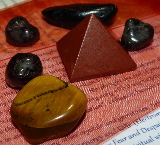 12 - Red Jasper Pyramid (2)