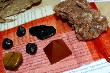 12 - Red Jasper Pyramid (5)