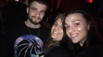 Mom, Bro & I