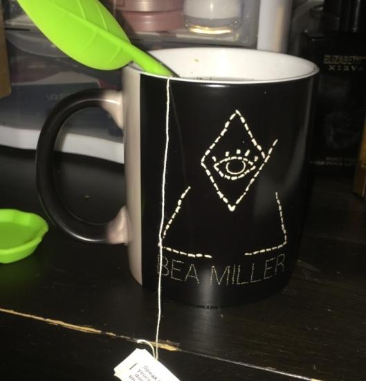 Heat Changing Bea Miller Mug