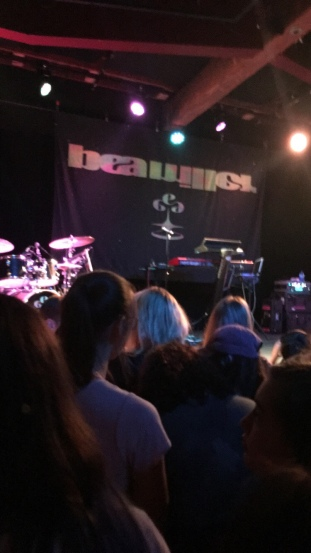 Bea Miller Stage