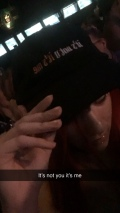 It's Not U, It's Me Hat